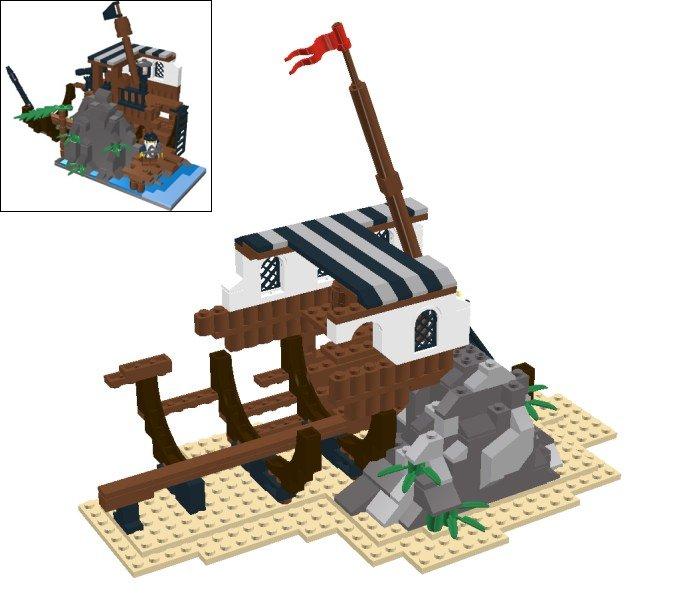 pirat lego
